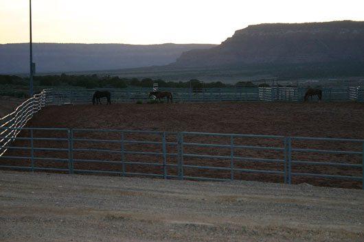 Leaving The Desert Behind