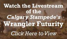 Click to watch the Livestream of the Wrangler Futurity