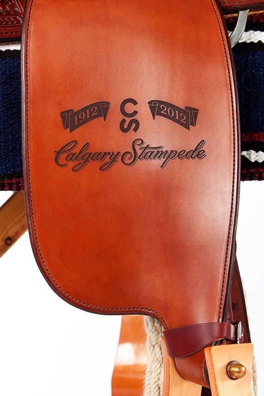 calgary stampede saddle
