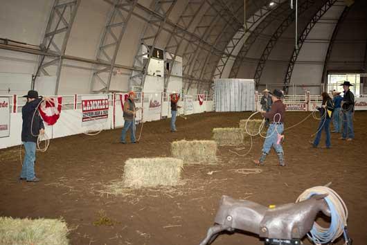 Calgary 4-H Rodeo