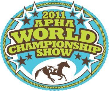 2011 APHA World Championship Show
