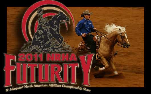 NRHA Reining Futurity Oklahoma