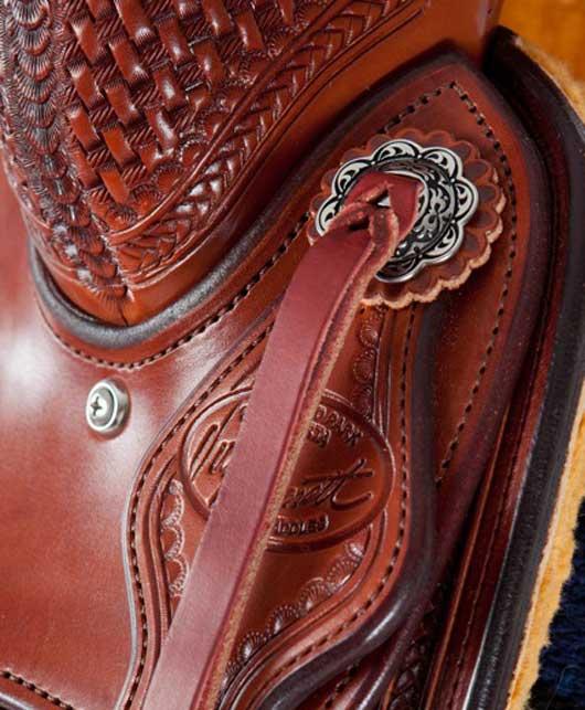 Stampede Centennial Saddle