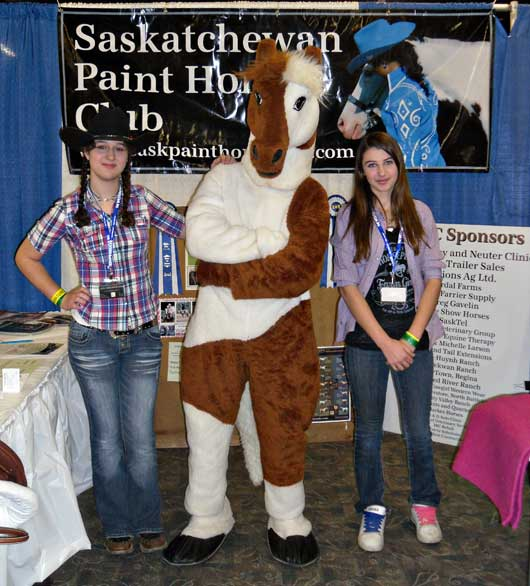 Saskatchewan Paint Horse Club