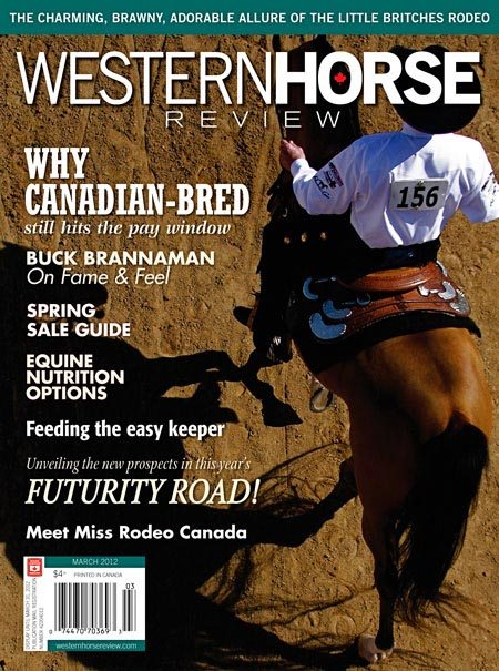 March Western Horse Review