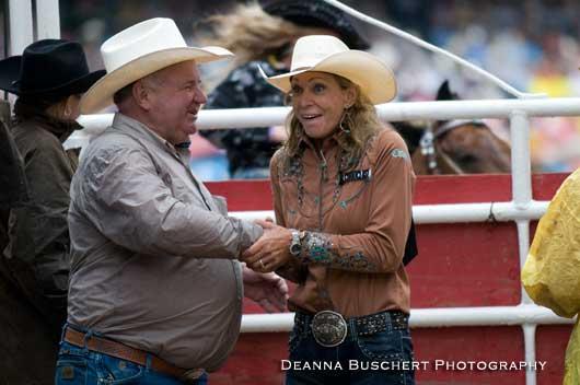 Sue Smith Calgary Stampede