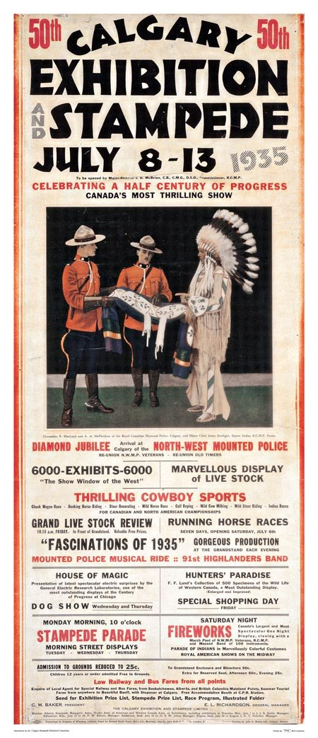 Calgary Stampede Posters