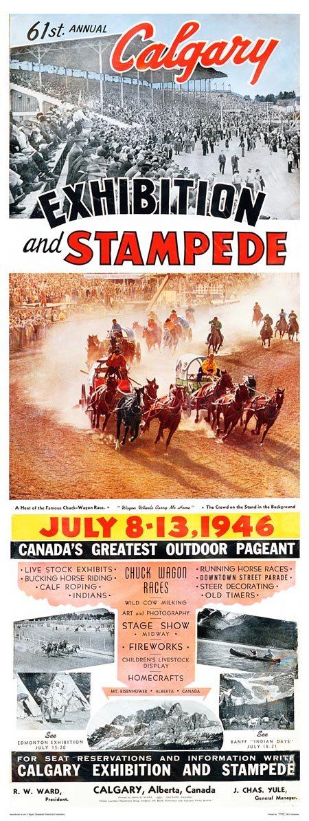 Calgary Stampede Posters