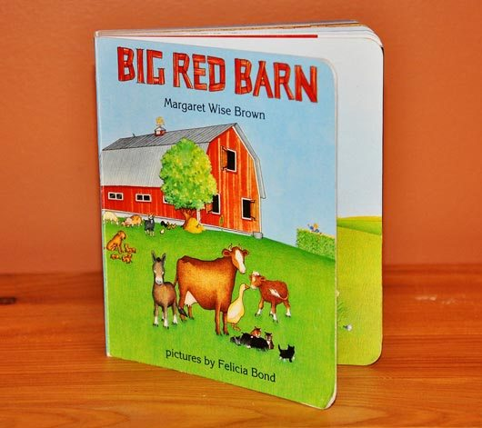 Red barn adult