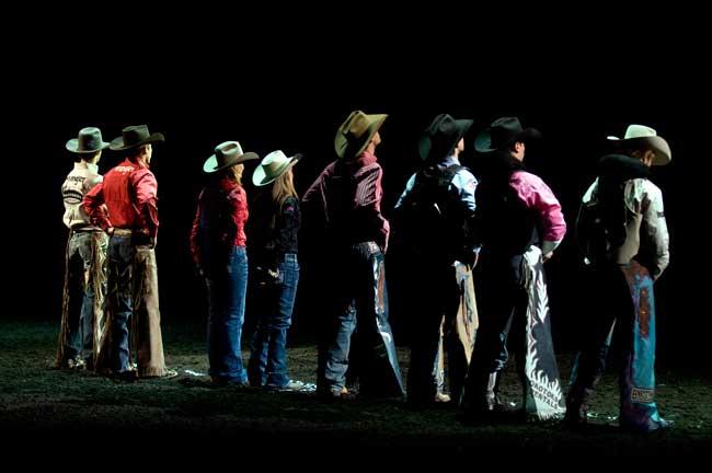 Canadian Finals Rodeo Edmonton CPRA