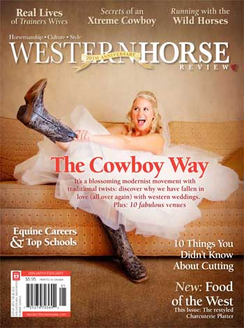 January February Western Horse Review