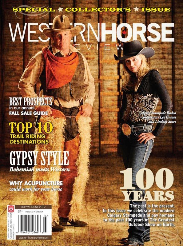 July August Issue Western Horse Review