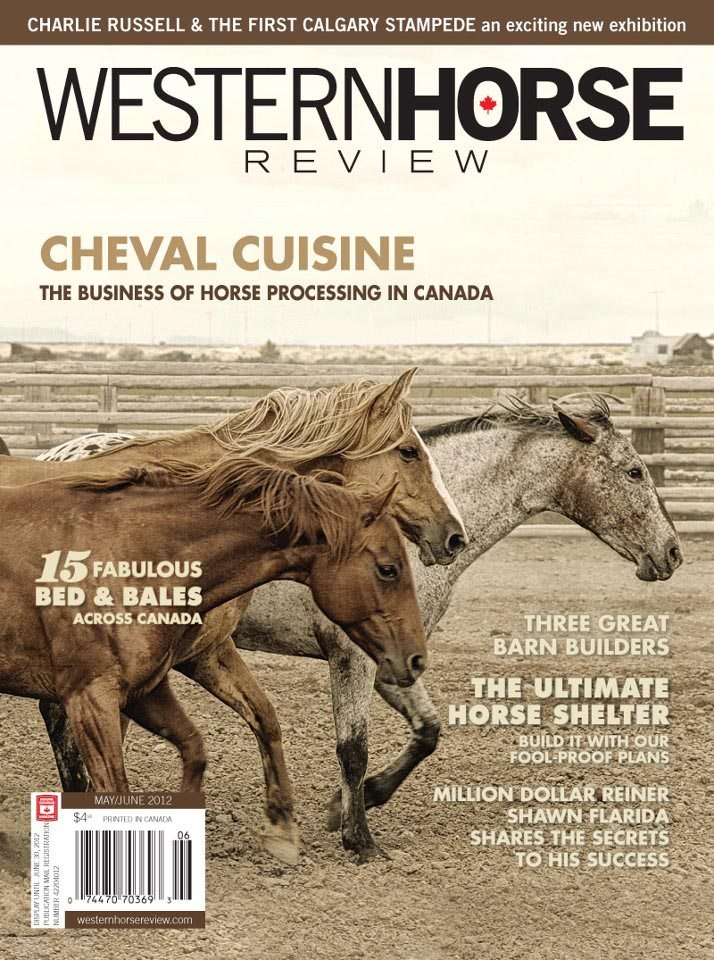 May June Issue Western Horse Review