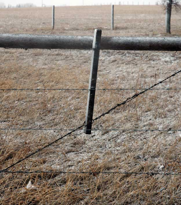 Fencing stick