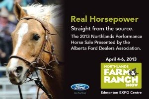 Farm and Ranch Performance Horse Sale