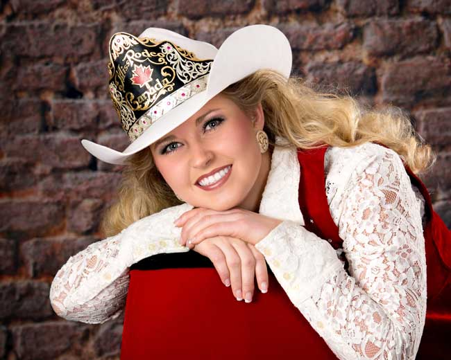 Miss Rodeo Canada 2013