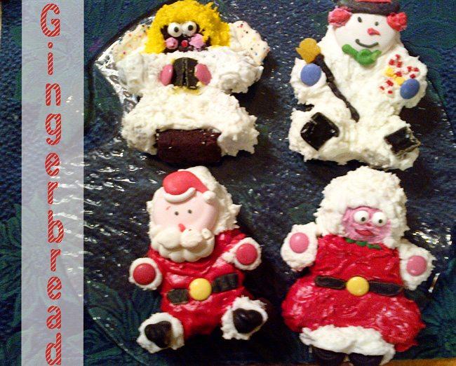 Lead-in-gingerbread