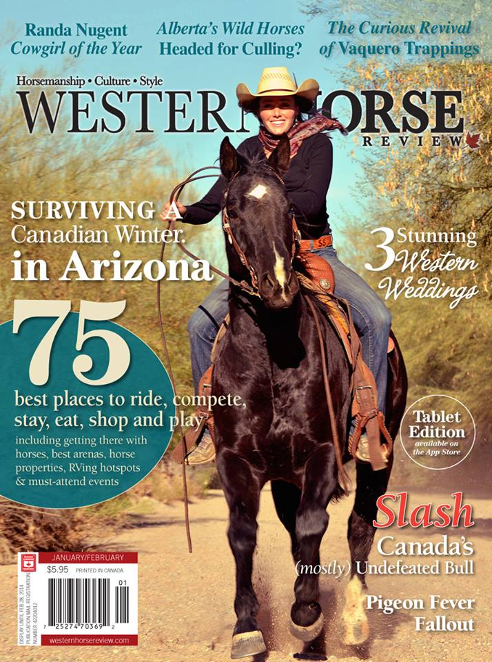 January/February Western Horse Review