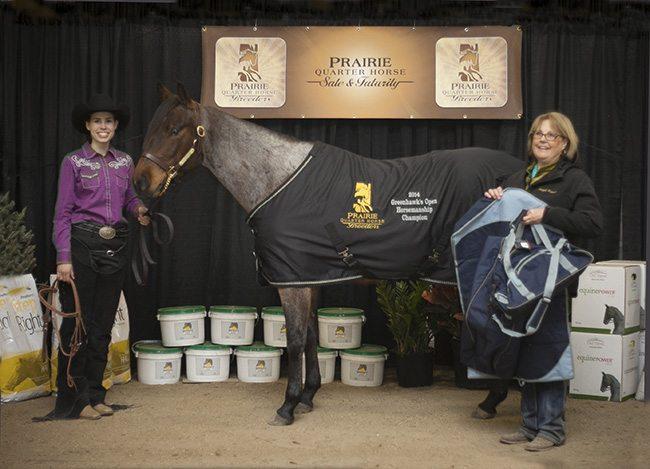 PHopen horsemanship champion