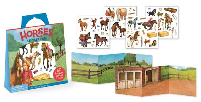 Horse-sticker-Fun-Peaceable-Kingdom