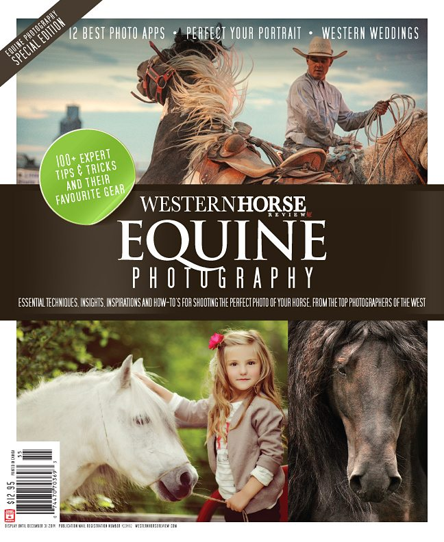 Equine photography book