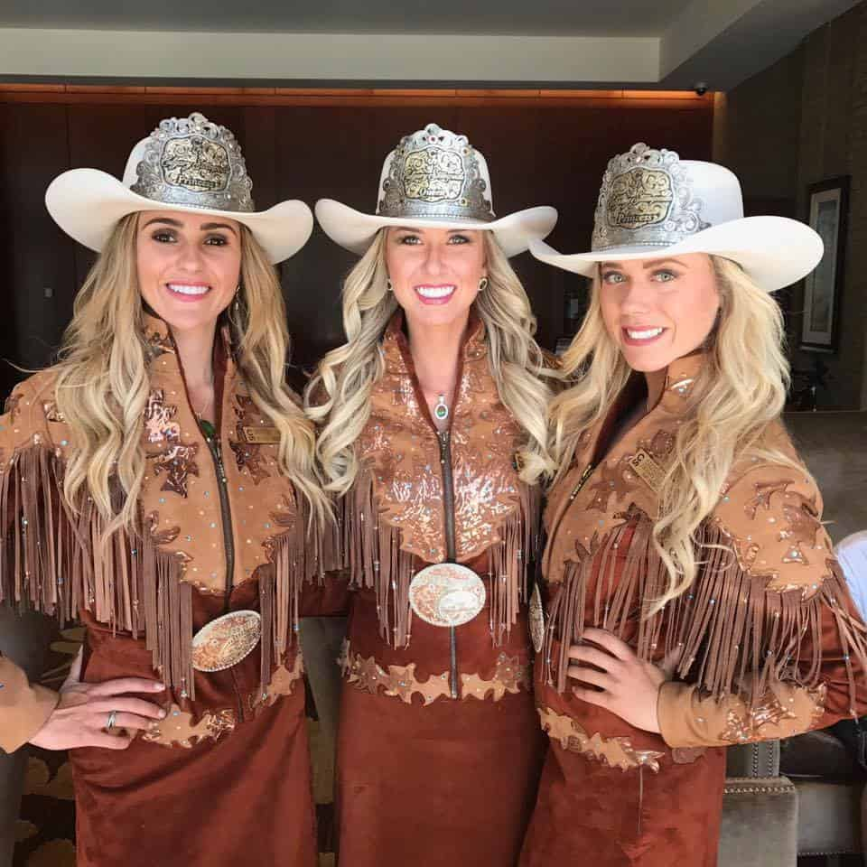 866594575114b The 2017 Calgary Stampede Royal Trio
