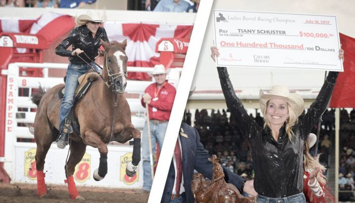 Rodeo's Best to Compete At Calgary Stampede 2018