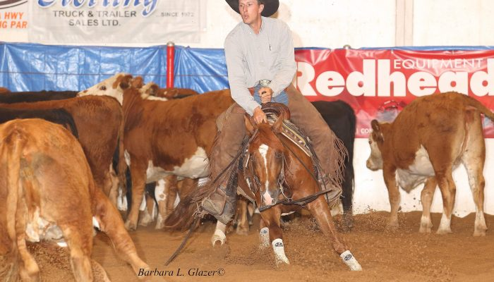 First Futurity Results Are In!