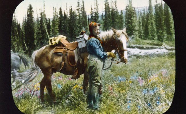 Trail Blazers – Mary Schaffer Warren