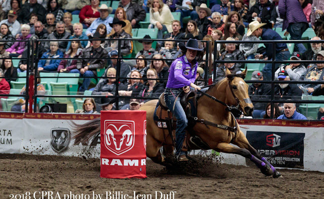 Pozzobon Rip(p)s It Up at the WNFR