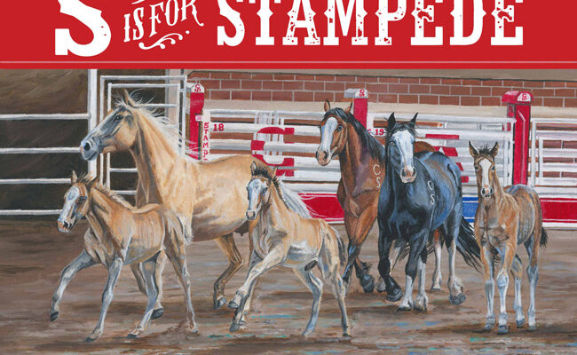 S is for STAMPEDE